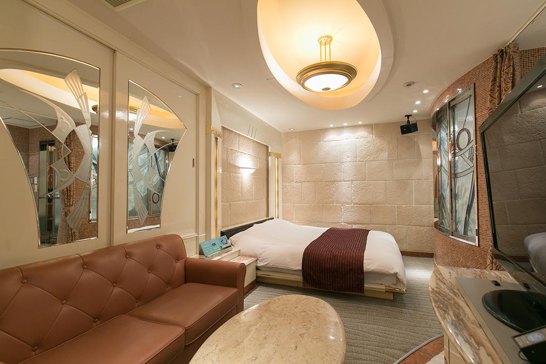 ホテルJ-MEXの客室